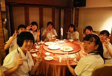 昼食(広東料理)