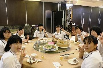 夕食(中華料理)①